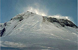 Dhaulagiri, the normal route from NE
